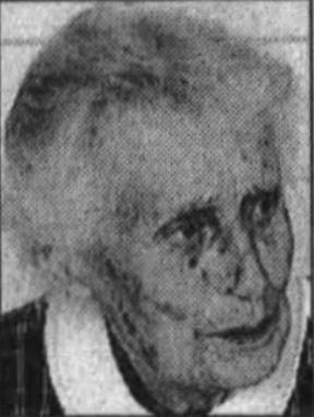 Mary Davenport
