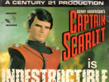 Captain Scarlet is Indestructible