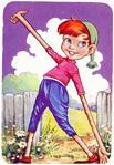 Twizzle card