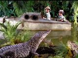 Attack of the Alligators!