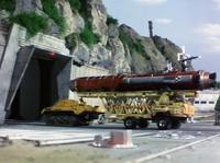Rocket transporter
