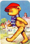 Thin Teddy Bear