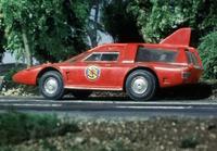 Spectrum saloon car (treble cross)