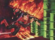 Captain Scarlet (Ron Embleton Artwork) 10