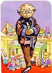 Toy Shop Owner