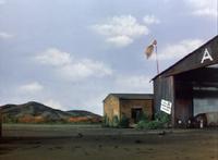 Western airstrip