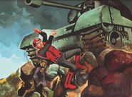 Captain Scarlet (Ron Embleton Artwork) 9