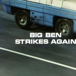 Big Ben Strikes Again