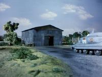 Cloudbase mock-up shed