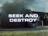 Seek and Destroy
