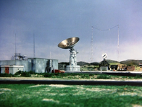 Euro Space tracking station