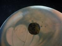 Matian Moon - Phobos