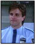 Officer Jackson Haldane