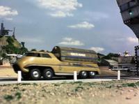 Octane tanker