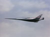 XK107 bomber