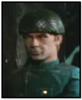 Soldier (at hut)