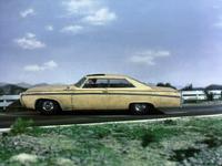 Judith's car