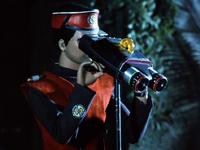 Heavy Duty Binoculars