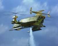 Helicopter (place of angels)