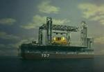 FD 7 - Heavy lift Ship