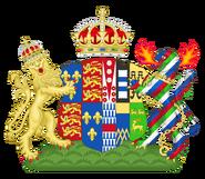 Catherine Parr Wappen