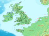 Könige von der Bretagne, Cornouaille und Dumnoneé