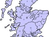 Counties von Schottland