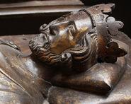 Heinrich III Grab