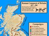 Römische Eroberung von Britannien