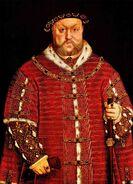 Heinrich VIII 1542