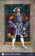 Hans Eworth - Henry VIII