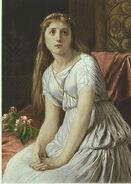 William Frederick Yeames Cordelia