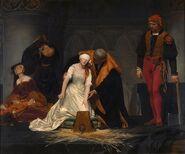 Hinrichtung von Jane Grey