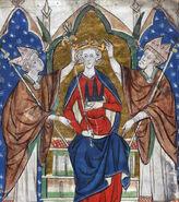 Heinrich III Krönung
