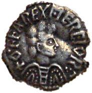 Offa king of Mercia 757 796