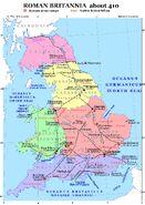 Roman Britain 410