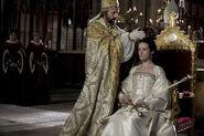 Anne boleyn krönung