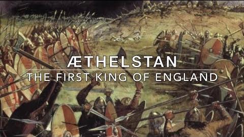 Æthelstan-Kurze Dokumentation über Aethelstan, den ersten König von England. (engl