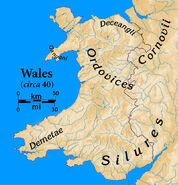 Wales prä römisch