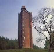 King Alfred's Tower, Stourhead, Somerset