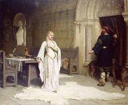Edmund Blai Leighton 1892 Lady Godiva