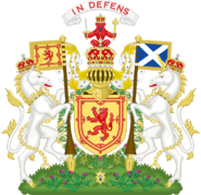 Wappen Schottland