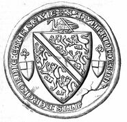 Fourth earl of hereford counter seal