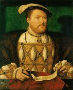 1531 Henry VIII