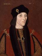 Heinrich VII in späten Jahren