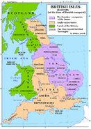 Britannien 886