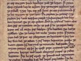Angelsächsische Chronik