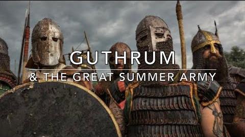 Guthrum & The Great Summer Army