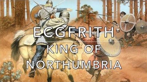 Ecgfrith von Northumbria
