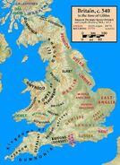 Britannien 540 Gildas
